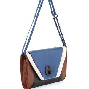 Elliott Lucca 'Cordoba' Leather Clutch Bag